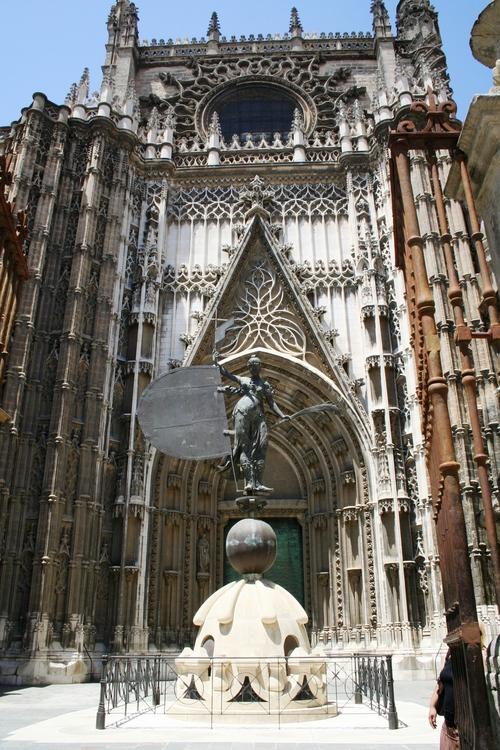 Севилья. Кафедральный собор Санта-Мария