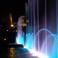 Кордова. Ночные фонтаны в саду Алькасара