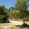 долмен у озера