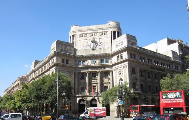 Банк Caixa Catalunya Барселона