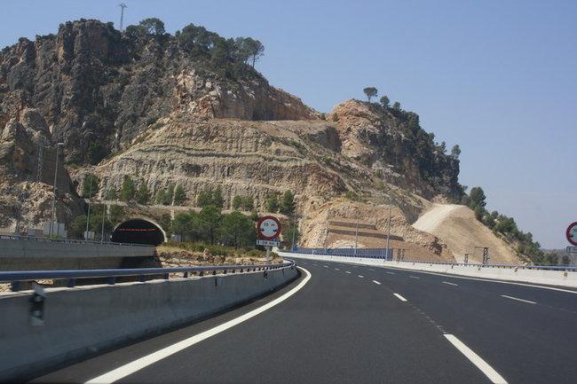Дорога в Мадрид