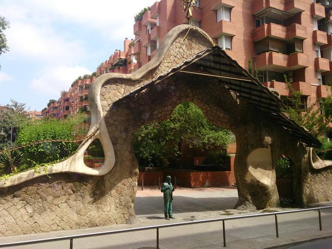 Архитектура Гауди