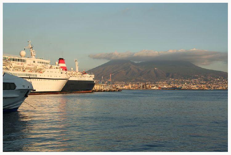Неаполь - порт