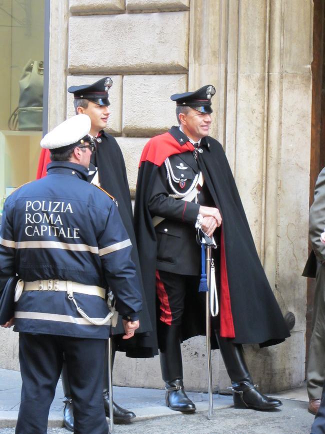 Римская полиция