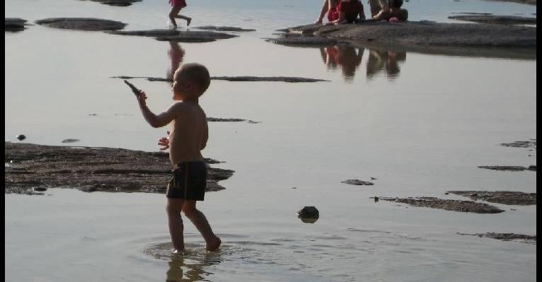 На озере в Сирмионе