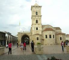 Храм Лащаря Ларнака