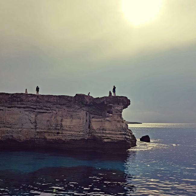 Морская прогулка  Мыс Каво греко