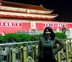 Площадь Тяньаньмэнь, мавзолей Мао
