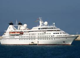Seabourn Legend Deluxe