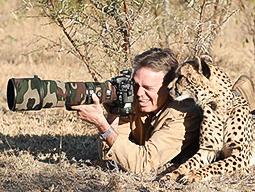 Наблюдение за дикой природой
