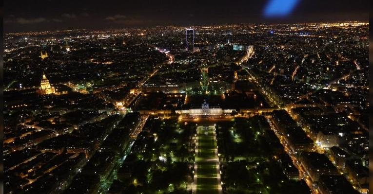 Красота ночного города