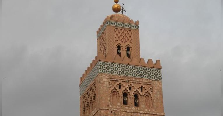 Минарет аль-Кутубия
