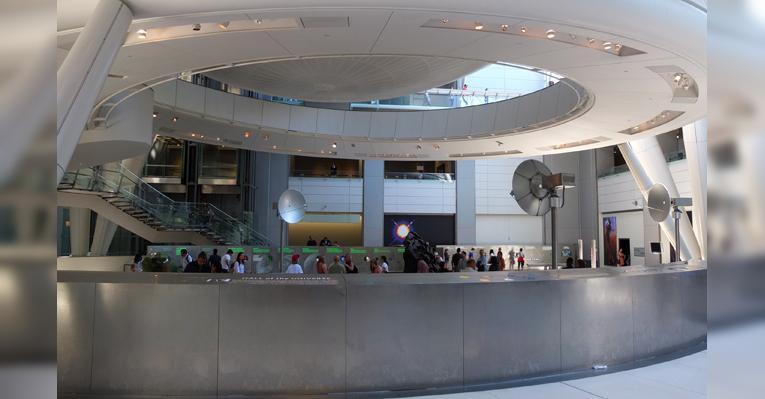 внутренний вид музея