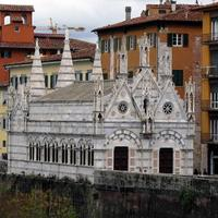 Церковь Св. Марии della Spina