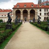 Сады дворца Валенштайна