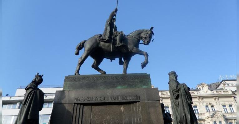 Памятник Вацлаву