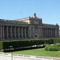 Парламент Швеции