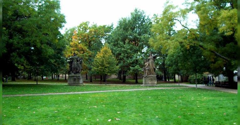 Вышеградский парк