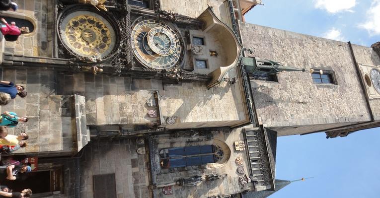 Часы Орлов на ратуше