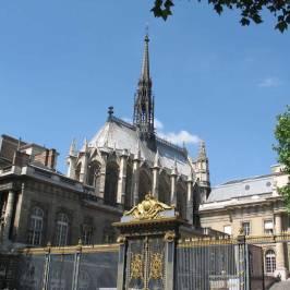 Сент-Шапель (Святая капелла)