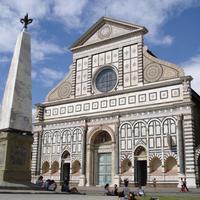 Базилика и музей Санта-Мария-Новелла