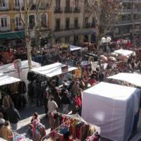 Рынок Эль-Растро