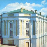 Прикладного Искусства и Быта России XVII Века в Патриарших Палатах Московского Кремля Музей