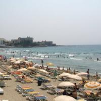 Дамский пляж