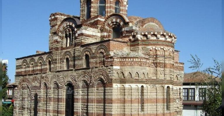 Церковь Христа Пантократора_Несебр