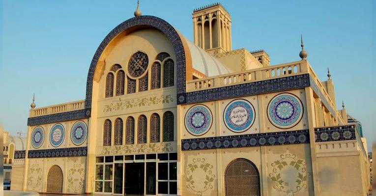Рынок Blue Souq Sharjah