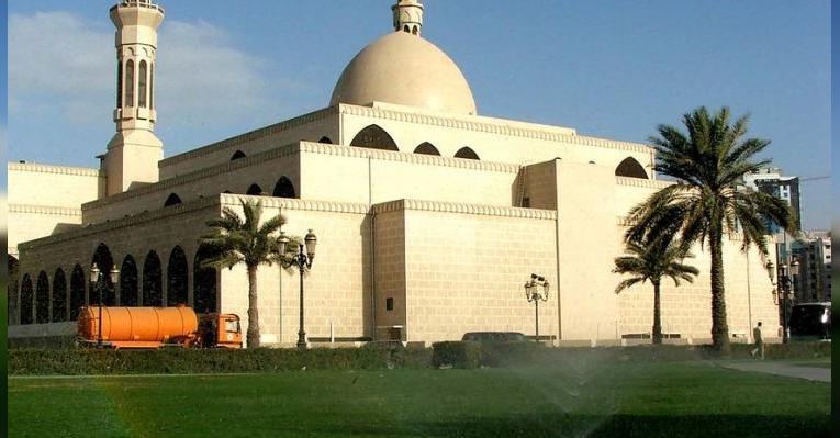 Мечеть Короля Фейсала