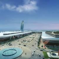 Национальный выставочный центр в Абу-Даби