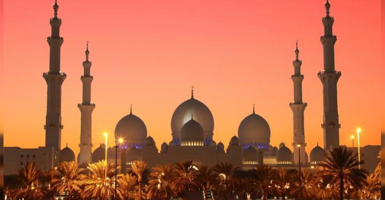 Большая мечеть Шейха Зайеда