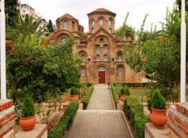 Церковь Панагия Халкеон