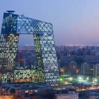 Штаб-квартира Китайского центрального телевидения