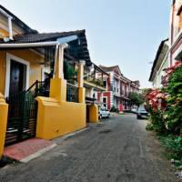 Старый квартал Фонтейнес