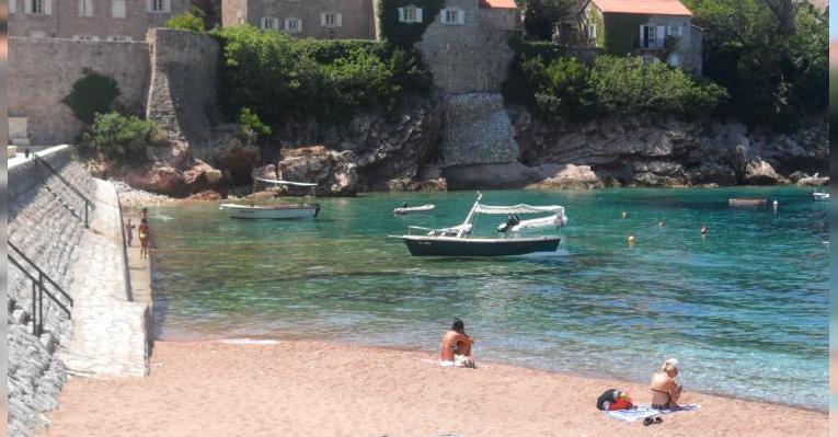 Пляж Святой Стефан
