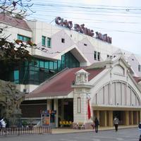 Рынок Dong Xuan