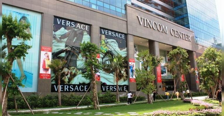 Торговый центр Vincom Center