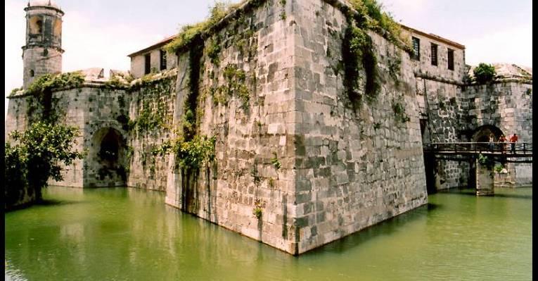 Крепость де-ла-Реаль-Фуерса
