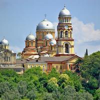 Новоафонский монастырь во имя святого апостола Симона Кананита