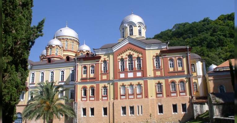 Новоафонский монастырь. Абхазия