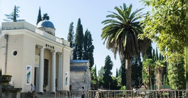Музей Абхазского царства. Новый Афон