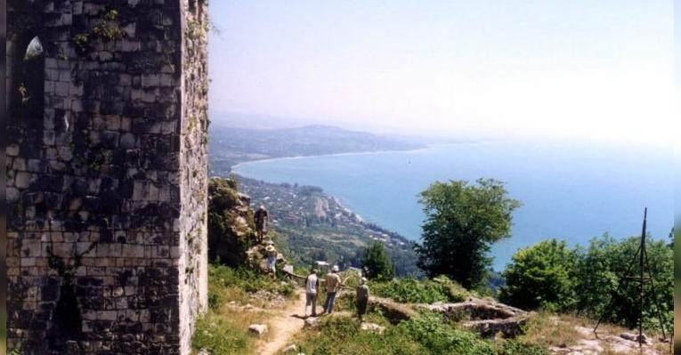 Заповедник «Анакопия». Абхазия