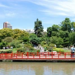 Ботанический сад Палермо