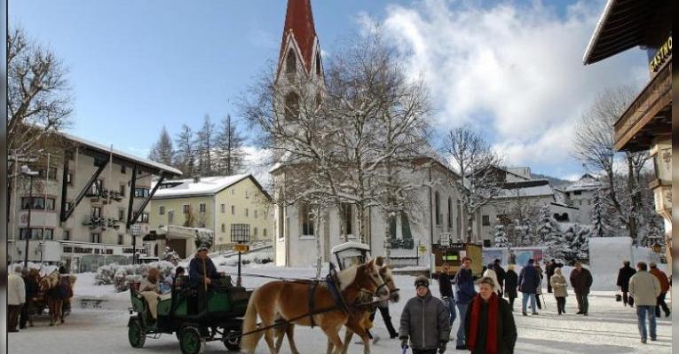 Церковь Святого Освальда