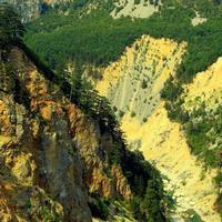 Каньон реки Сушица