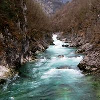 Каньон Невидео на реке Комарница