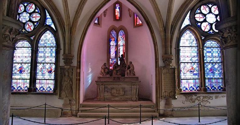 Церковь Пресвятой Девы Марии.Трир