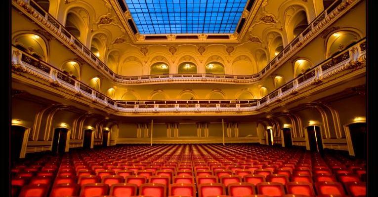Музыкальный концертный зал Лейсхалле